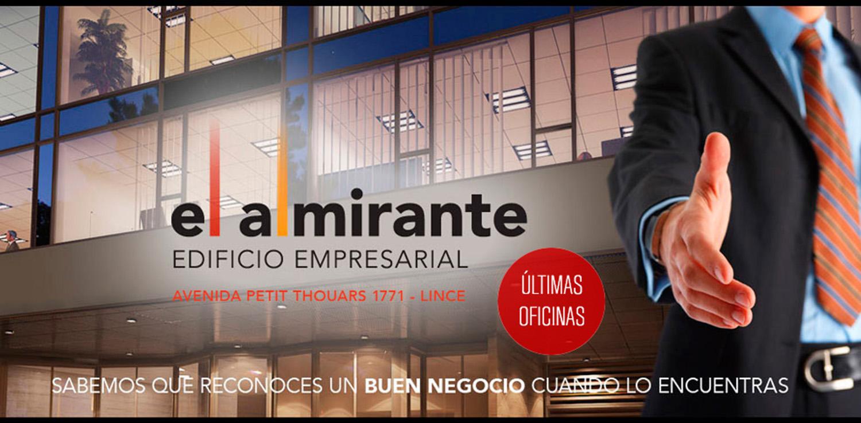 Edificio El Almirante - Lince